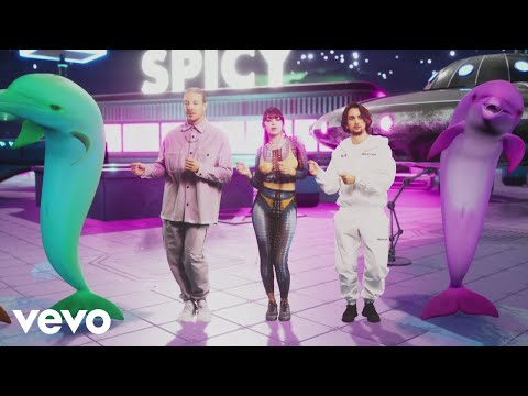 Charli XCX Gets Spicy With Diplo