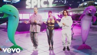 Herve Pagez, Diplo - Spicy  ft. Charli XCX
