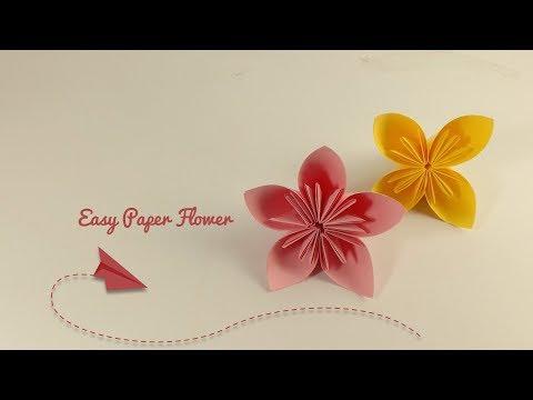 DIY Paper FLowers   How To Make Kusudama Paper Flowers