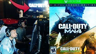 Was Call of Duty 2019 Just LEAKED?