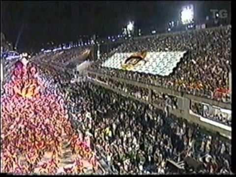 Mangueira - Carnaval 2003 - Desfile Completo