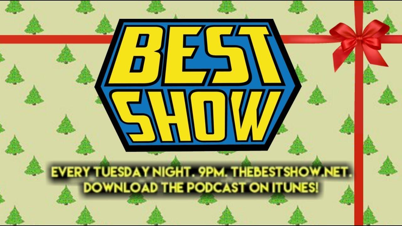 The Best Show w/ Tom Scharpling: A Bayonne Christmas (Gary the Squirrel Presents)