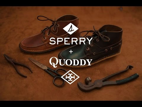4aff0feed0b972 Sperry x Quoddy    Limited Edition Product Collaboration - YouTube