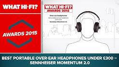 Best portable over-ear headphones under £300 – Sennheiser Momentum 2.0