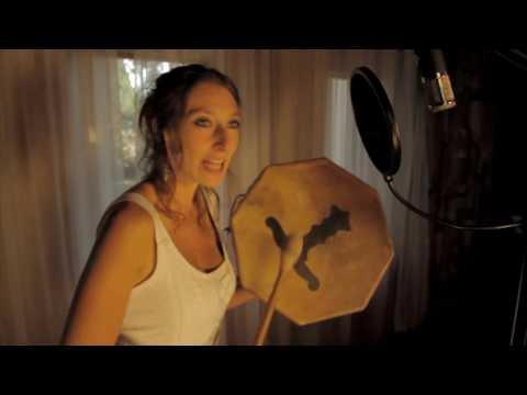 """Mannelig & Bergatroll"" - Video of the recording at Altsonik studio"