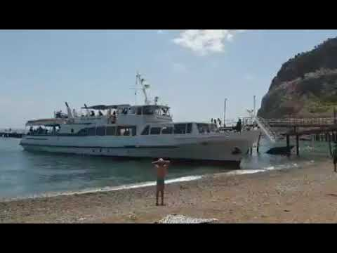 Александр Sandro Кирьяков: В нашу гавань заходили корабли, корабли..