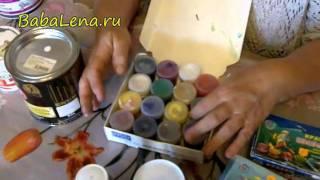 Какие краски для Декупажа выбрать?