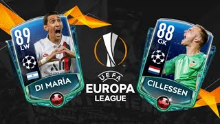 FIFA MOBILE 20 - WCHODZI LIGA EUROPY - NIE WIERZĘ W MOJEGO FARTA - ZAWODNIK 88+ TRAFIONY !