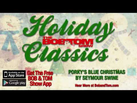 Porky's Blue Christmas by Seymour Swine