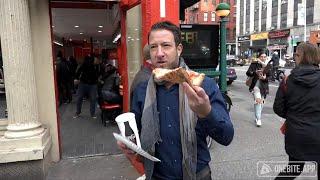 Barstool Pizza Review - Dona Bella Pizza