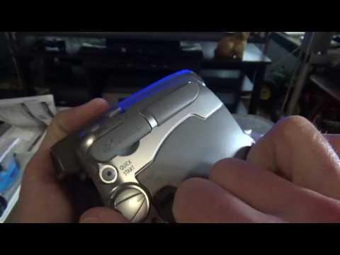 Retro Tech Review The Canon ZR830