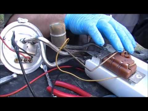 hqdefault f 150 fuel pump replacement part two youtube 1990 f150 fuel pump wiring diagram at reclaimingppi.co