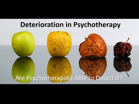 Deterioration in Psychotherapy: The Latest Research