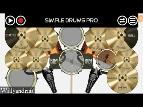 JKT48 - Ponytail to Chou-chou (Simple Drum Pro)