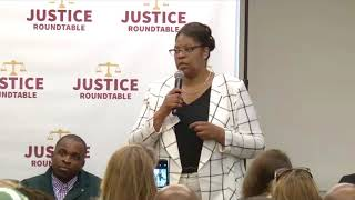 Ramona Brant - Conversations on Justice (March 31, 2016)
