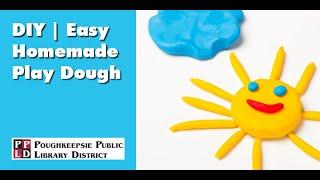 DIY Fun and Easy Homemade Play Dough