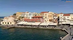 Live Webcam from Chania - Time Lapse