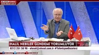 Televizyon Gazetesi - 27 Şubat 2020 - Halil Nebiler - Ulusal Kanal