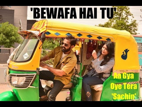 Bewafa Hai Tu| Heart Touching Love Story 2018| Latest Hindi New Song | By Sachin| | Till Watch End