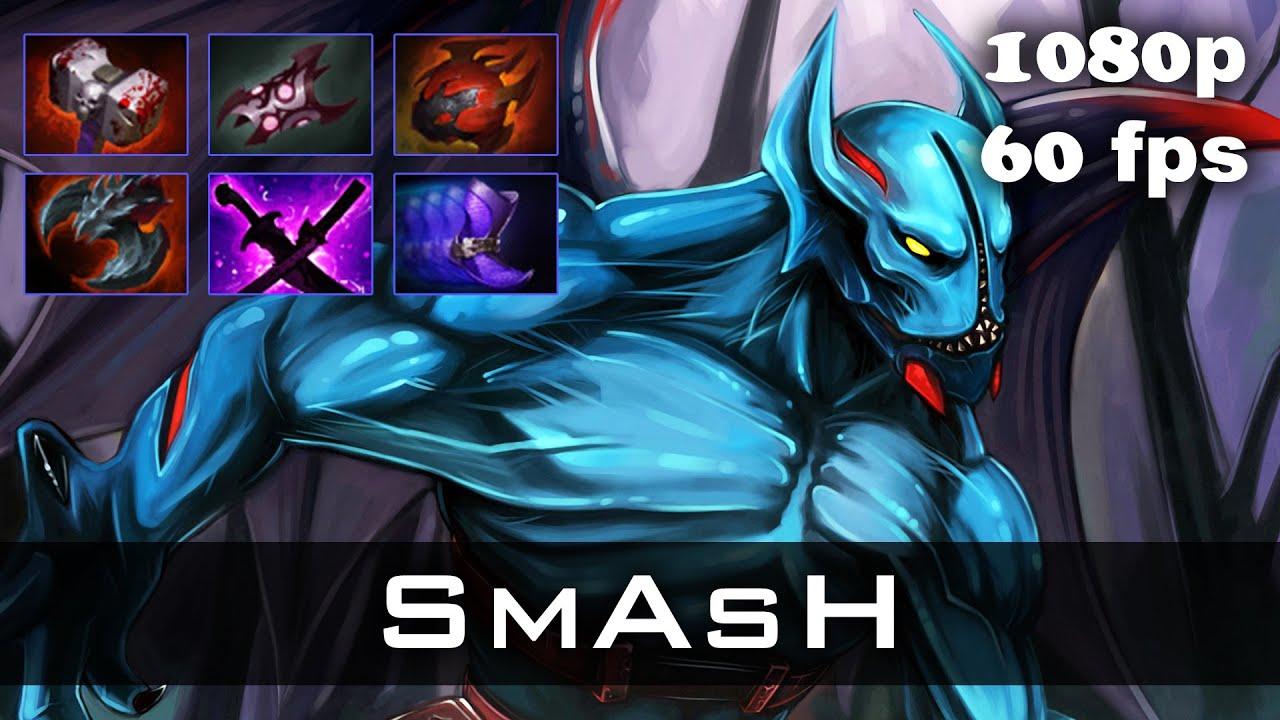 smash night stalker dota 2 gameplay youtube