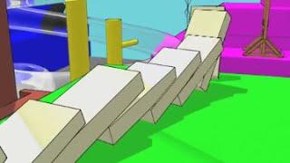 "3D-Animation ""Crazy Machine"""