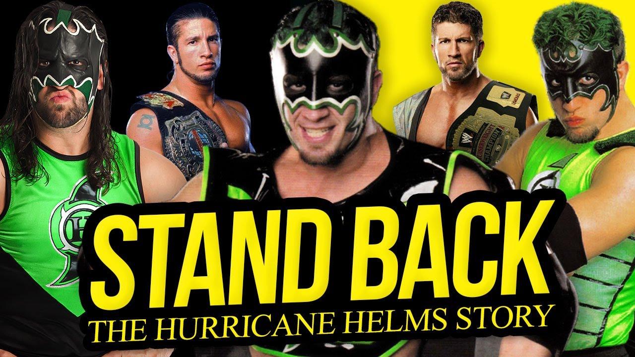 STAND BACK | The Hurricane Story (Full Career Documentary)