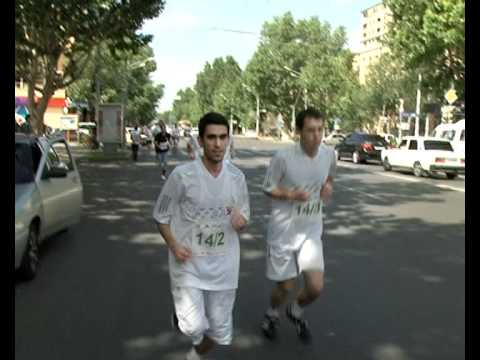 Yerevan Business Run Marathon