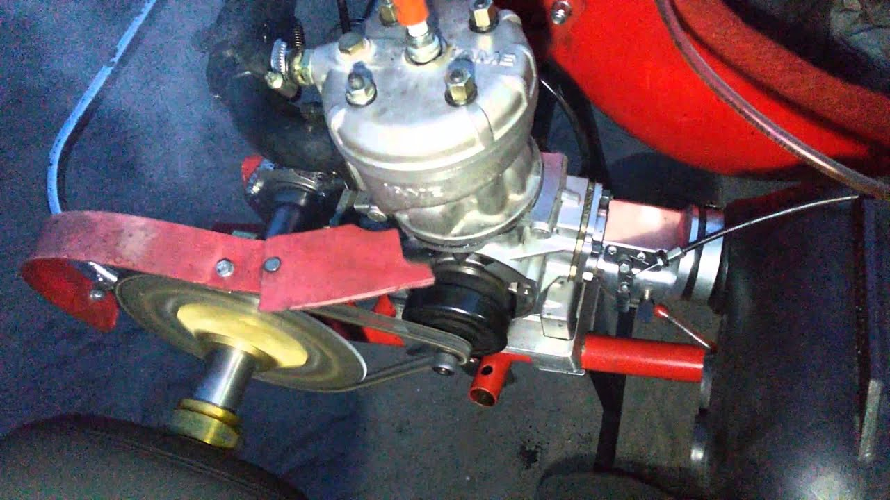 Iame K25 Kart Engine