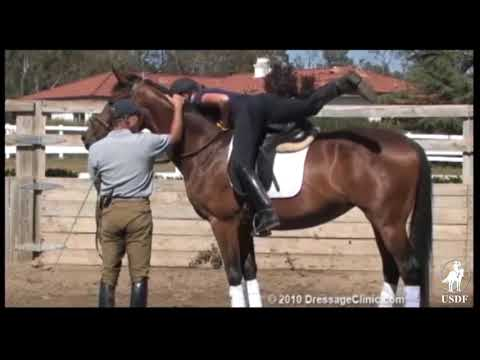 Starting A Young Horse Under Saddle With Jan Ebeling