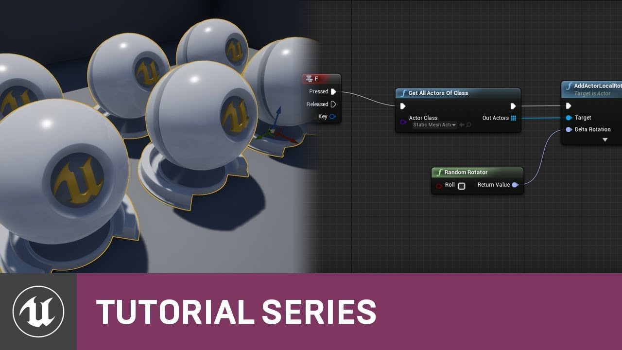 Blueprint essentials arrays 08 v42 tutorial series unreal blueprint essentials arrays 08 v42 tutorial series unreal engine malvernweather Image collections