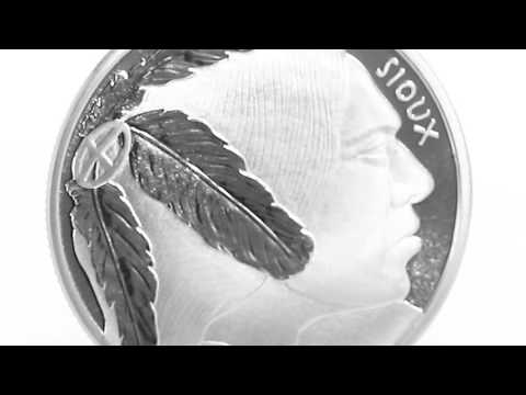 APMEX Silver | 2016 1 oz Silver Native American Mint $1 Sioux Indian