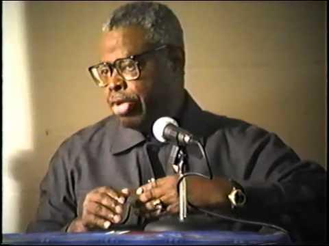 Dr. Yosef Ben-Jochannan:  Cultural Geneocide | 15 Sept 1996