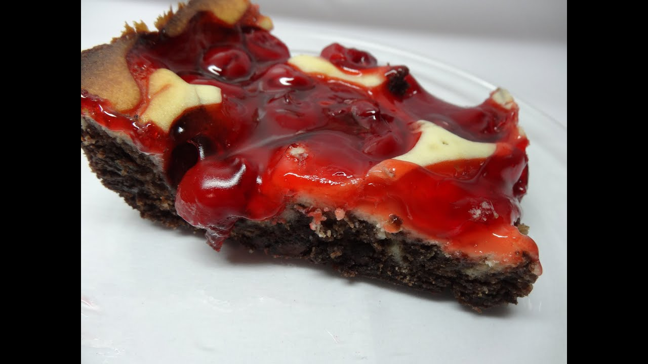 Recipes Using Cake Mixes 24 Cherry Bliss Brownies YouTube