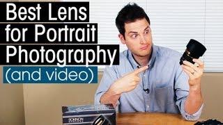 Best Lens for Portrait Photography