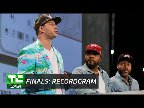RecordGram | Startup Battlefield Disrupt New York 2017