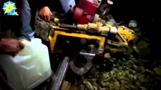 بالفيديو  رجال الحماية المدنية وهندسة السكة الحديد يعملون طوال الليل لإعادة تشغيل خط الصعيد
