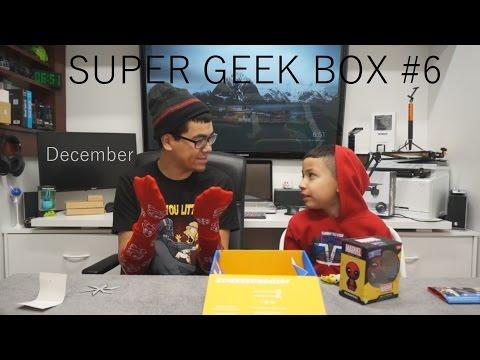supergeek-box:-good-times-edition-#6