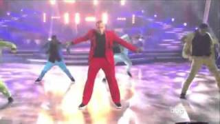 Chris Brown - Yeah 3X at DWTS Results