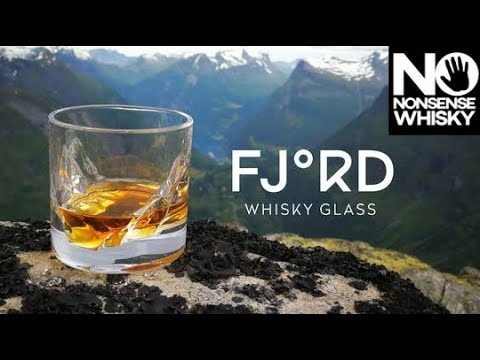 Fjord Whisky Glass | No Nonsense Whisky #157