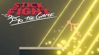 CHYBA PRZESADZILIŚMY XD - Stick Fight: The Game
