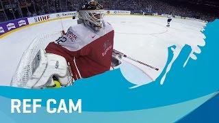 Ref Cam Best Moments #2   #IIHFWorlds 2017
