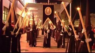2008 - Lunes Santo. Cofradía Dolores del Puente. Ntra. Sra. de los Dolores. Salida.