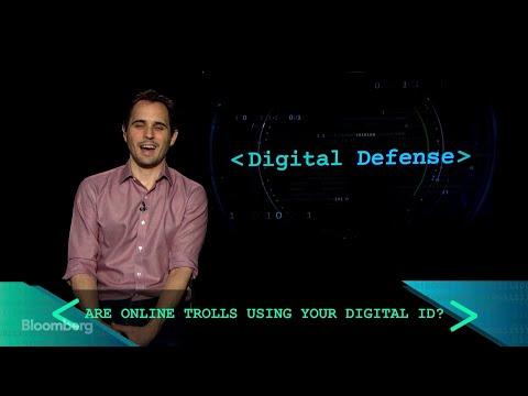 Are Online Trolls Using Your Digital ID?