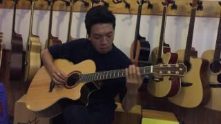 ĐÔ RÊ A MON Guitarcover - RIOSUN