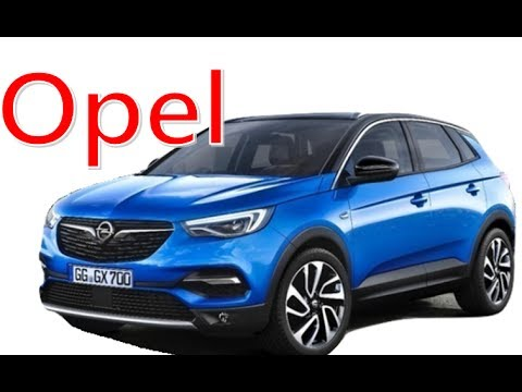 opel crossland x suv youtube. Black Bedroom Furniture Sets. Home Design Ideas