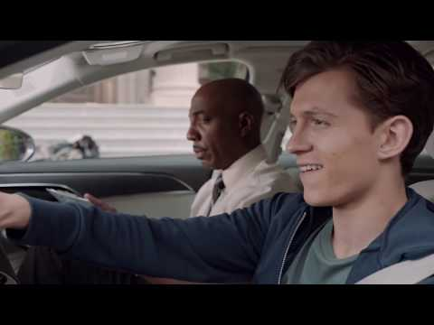 Spider-Man: Homecoming: Driver's Test Audi Commercial - Tom Holland