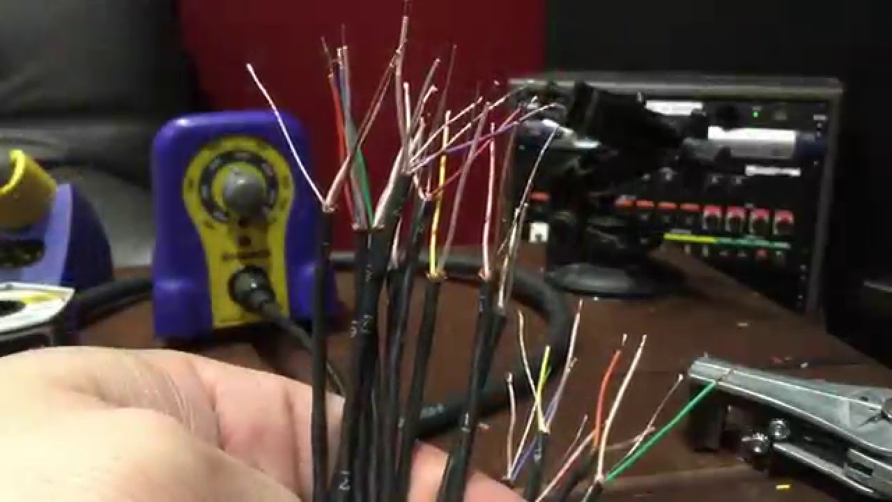 studio wiring how to build an xlr audio snake step by step studio wiring how to build an xlr audio snake step by step