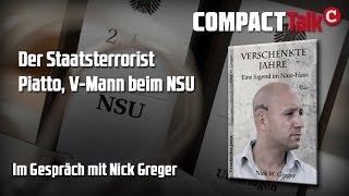 Piatto - Der Staatsterrorist - COMPACT Talk mit Nick Greger Thumbnail