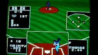 Baseball Stars NES (Retro Allstars) Gameplay (Part 1 of 2)