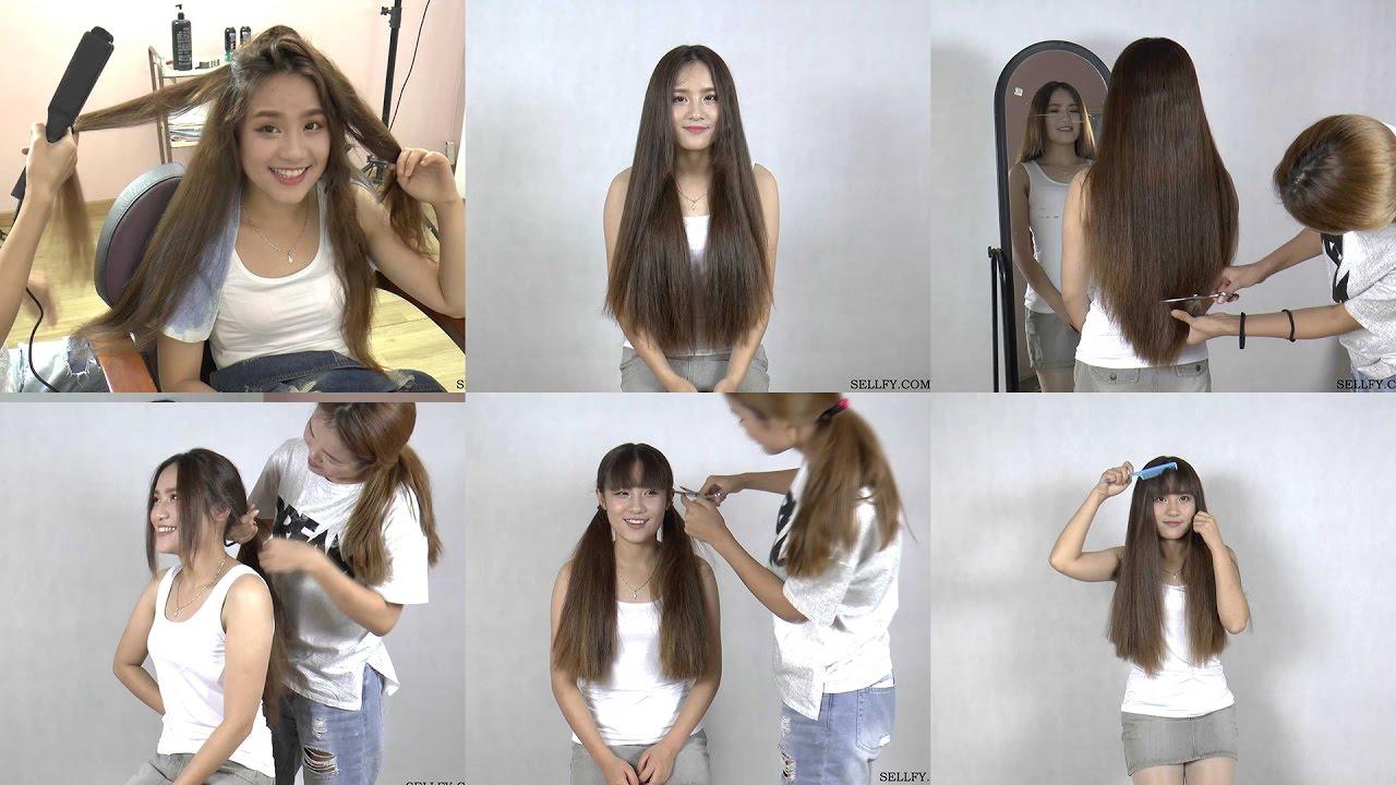 Hair11U - Lulu Hair Play, Trim & Bangs Preview